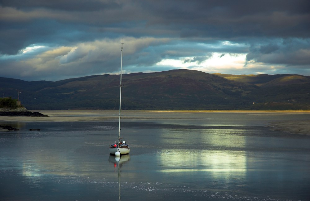 an evening in aberdovey author hickie melbourne derbyshire uk simon