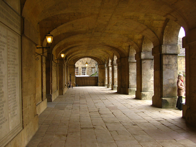 arches in worcester college author ilnyckyj milan