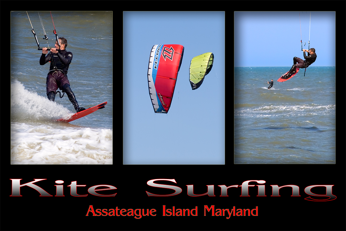 kite surfing author gutowski anthony