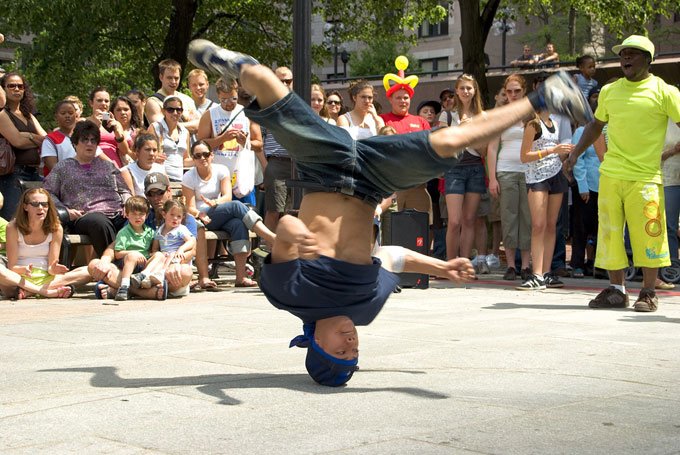 breakdancers author root josh