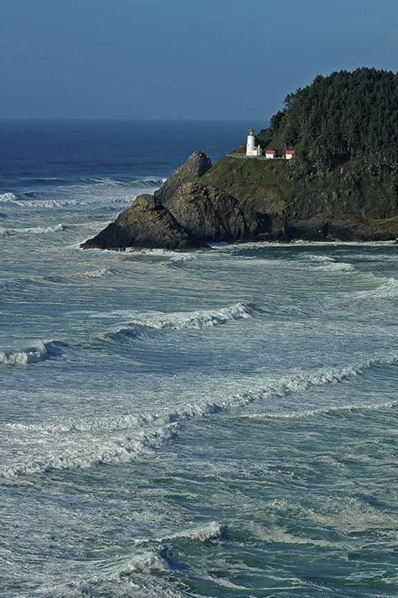 heceta head lighthouse oregon author crosley john
