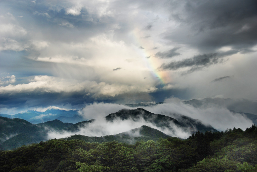 rainbow after the rain author yoshida j