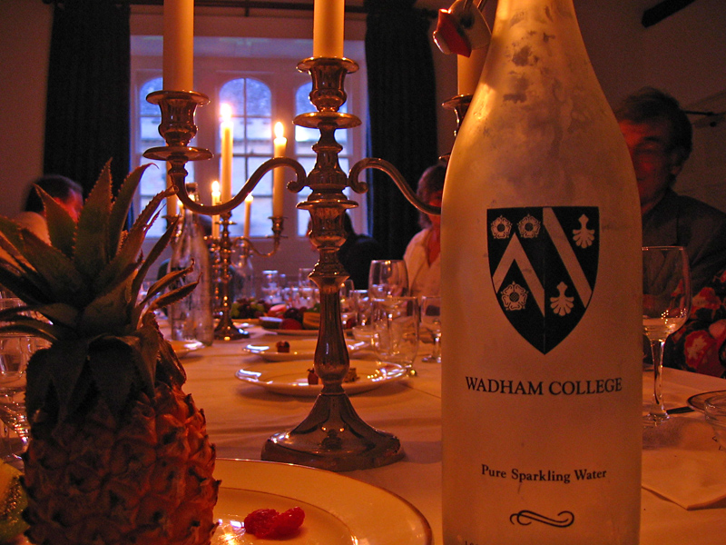 wadham college dessert and after dinner drinks au ilnyckyj milan