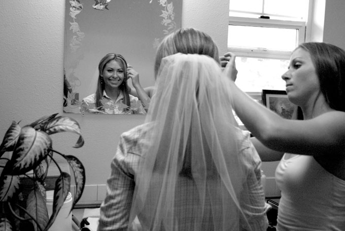 doing the bride s hair author root josh
