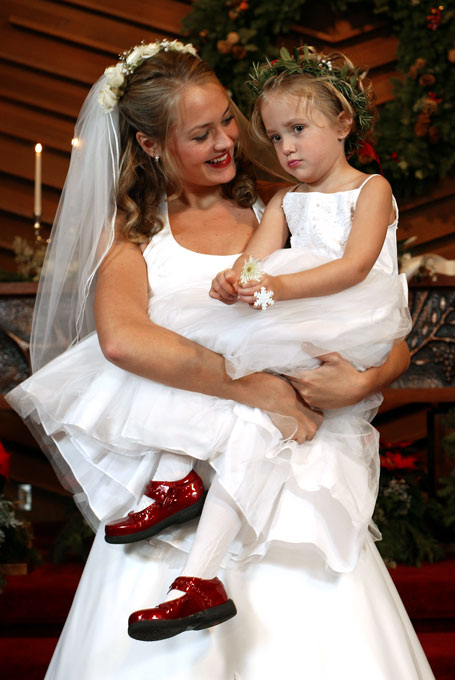 bride and her daughter author root josh