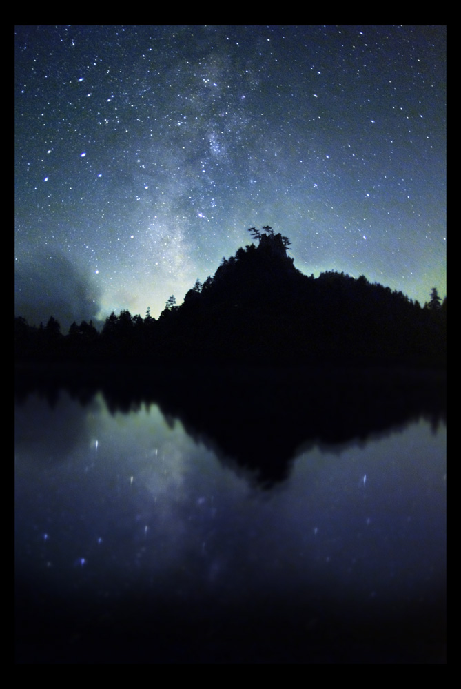 milky way on the lake author yoshida j