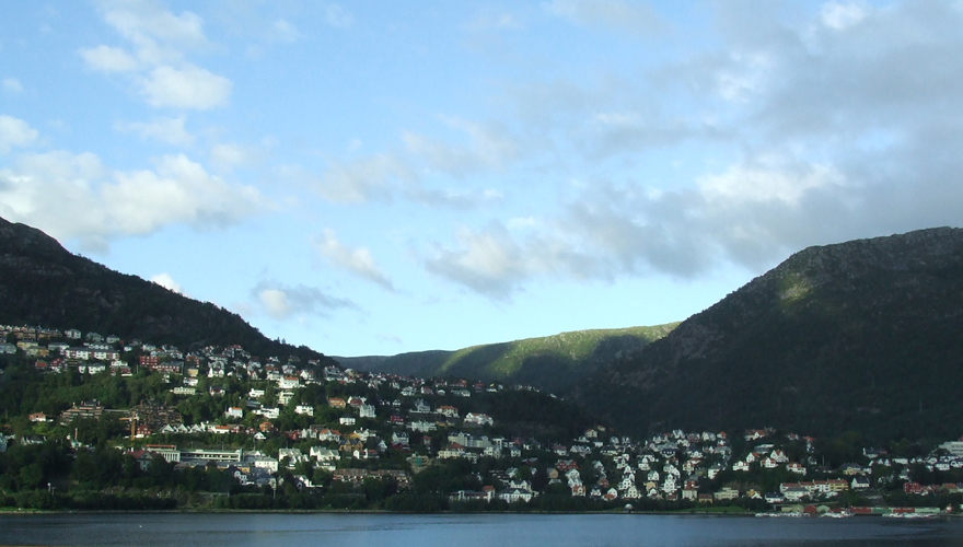 bergen norway author rosemier matt