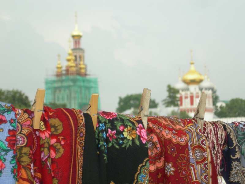 russian churches with bright tappestries author d dreizler bob