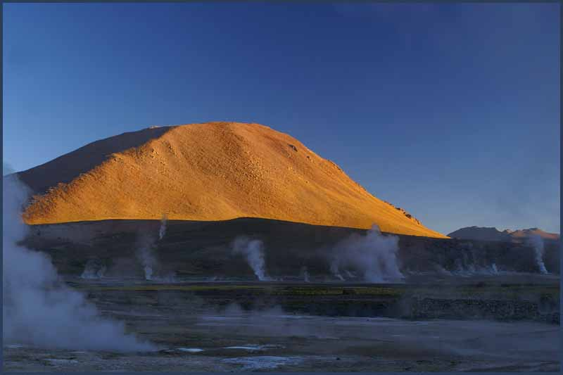 el tatio geysers at first light author downs jim