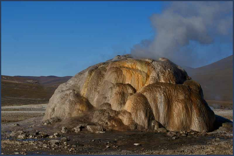 atacama desert geothermal formation author downs jim