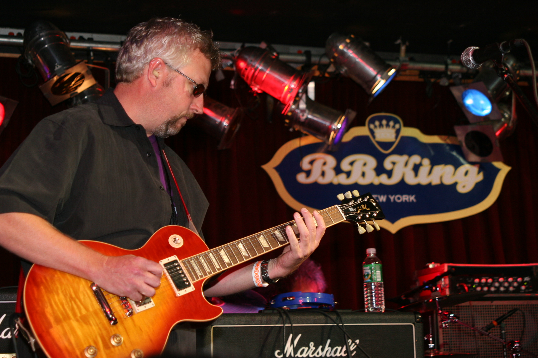 woody at bb kings author relyea blair