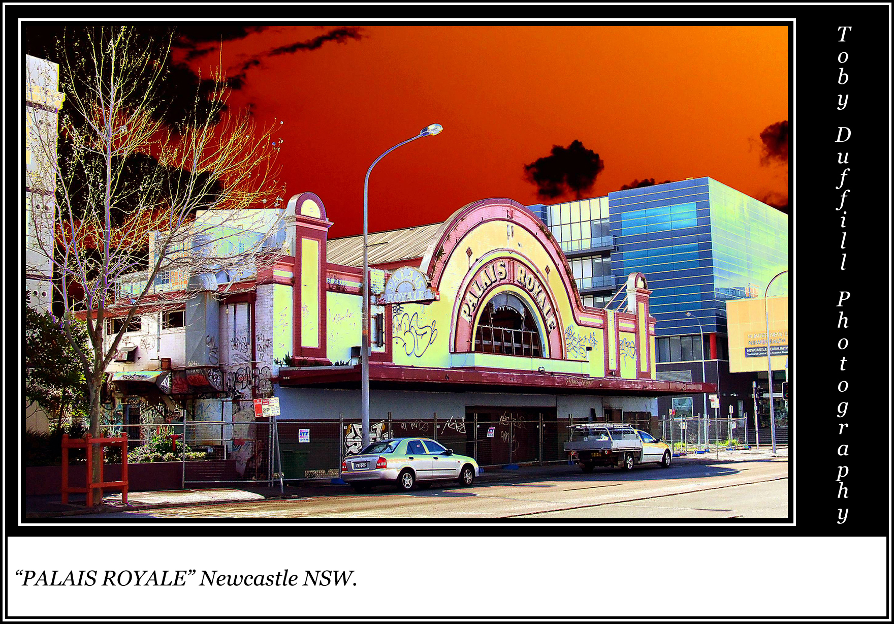 the palais royale in newcastle nsw many great acts ian duffill