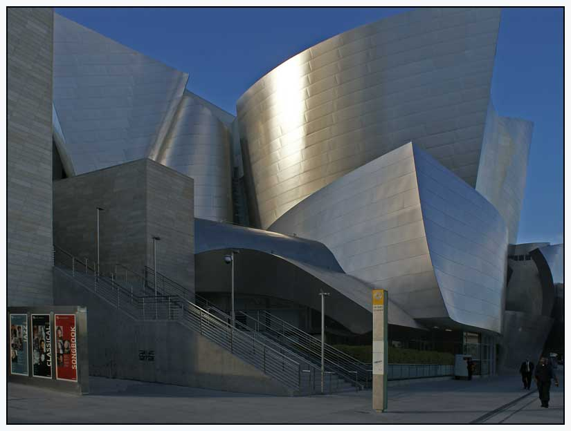 disney concert hall l a author downs jim