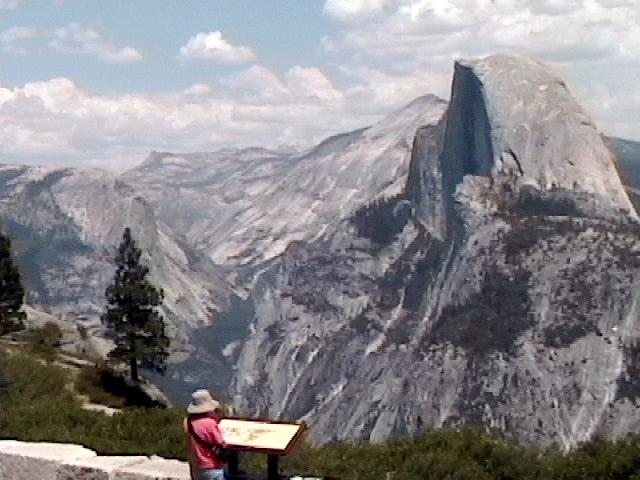 view from glacier point author womack john