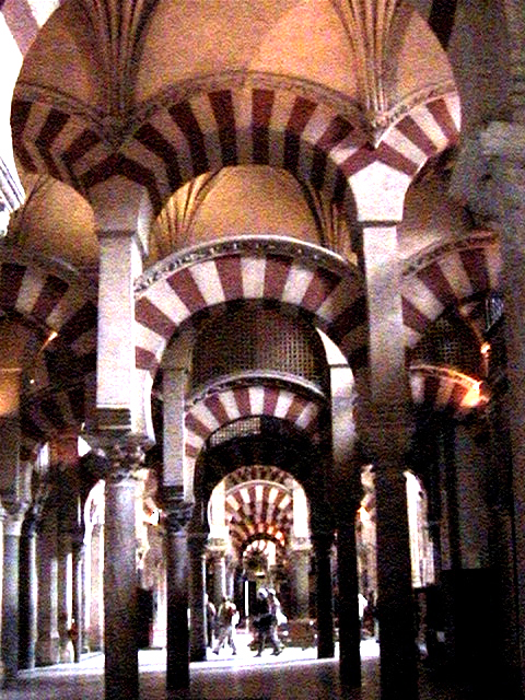 the great mosque in cordoba author womack john