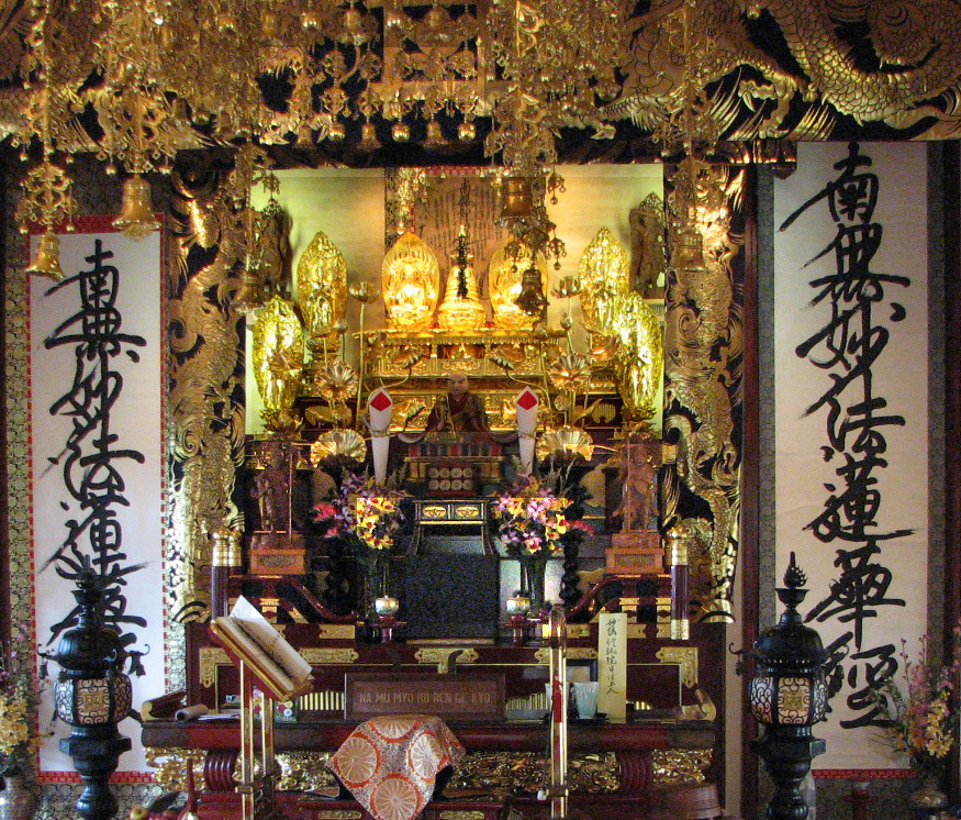 budhist temple in smoky mountains author womack j john