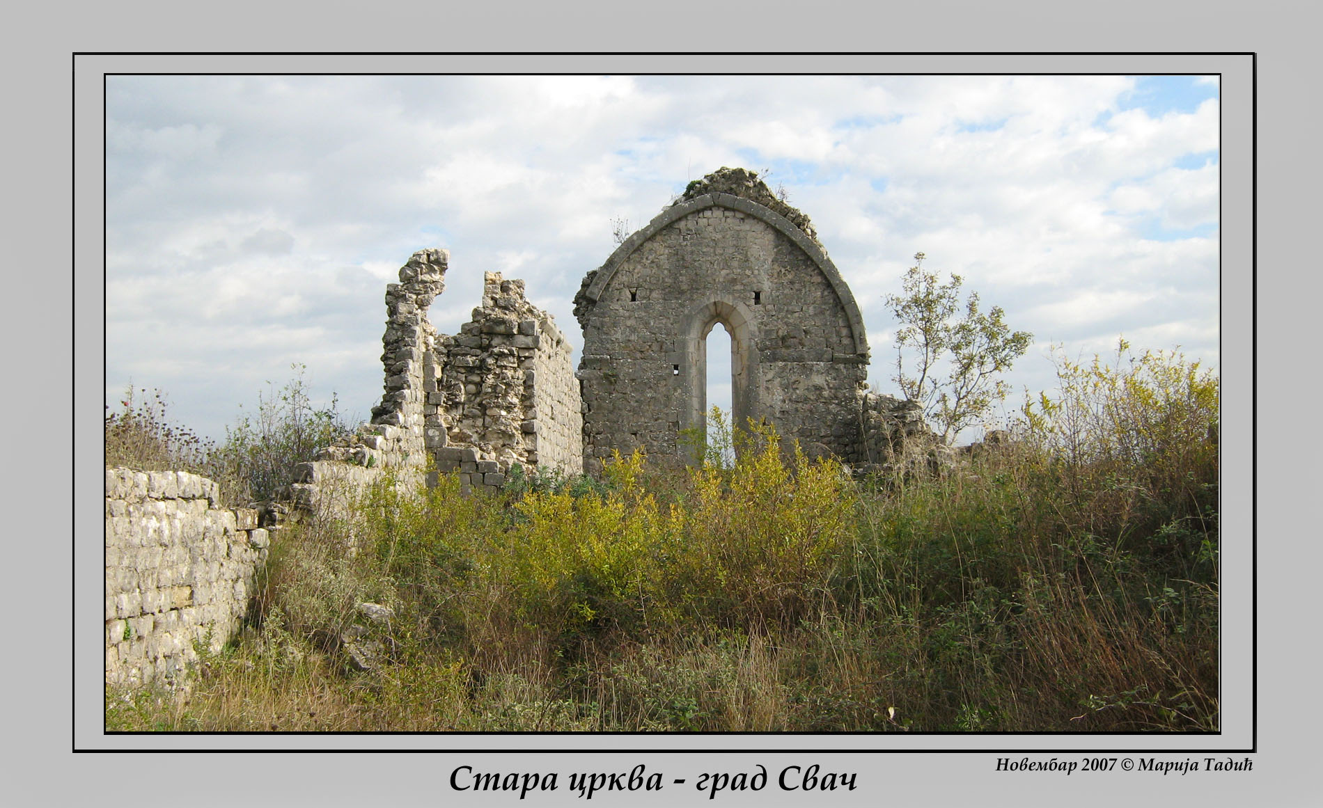 old church in the city that have had churches as t tadic maria