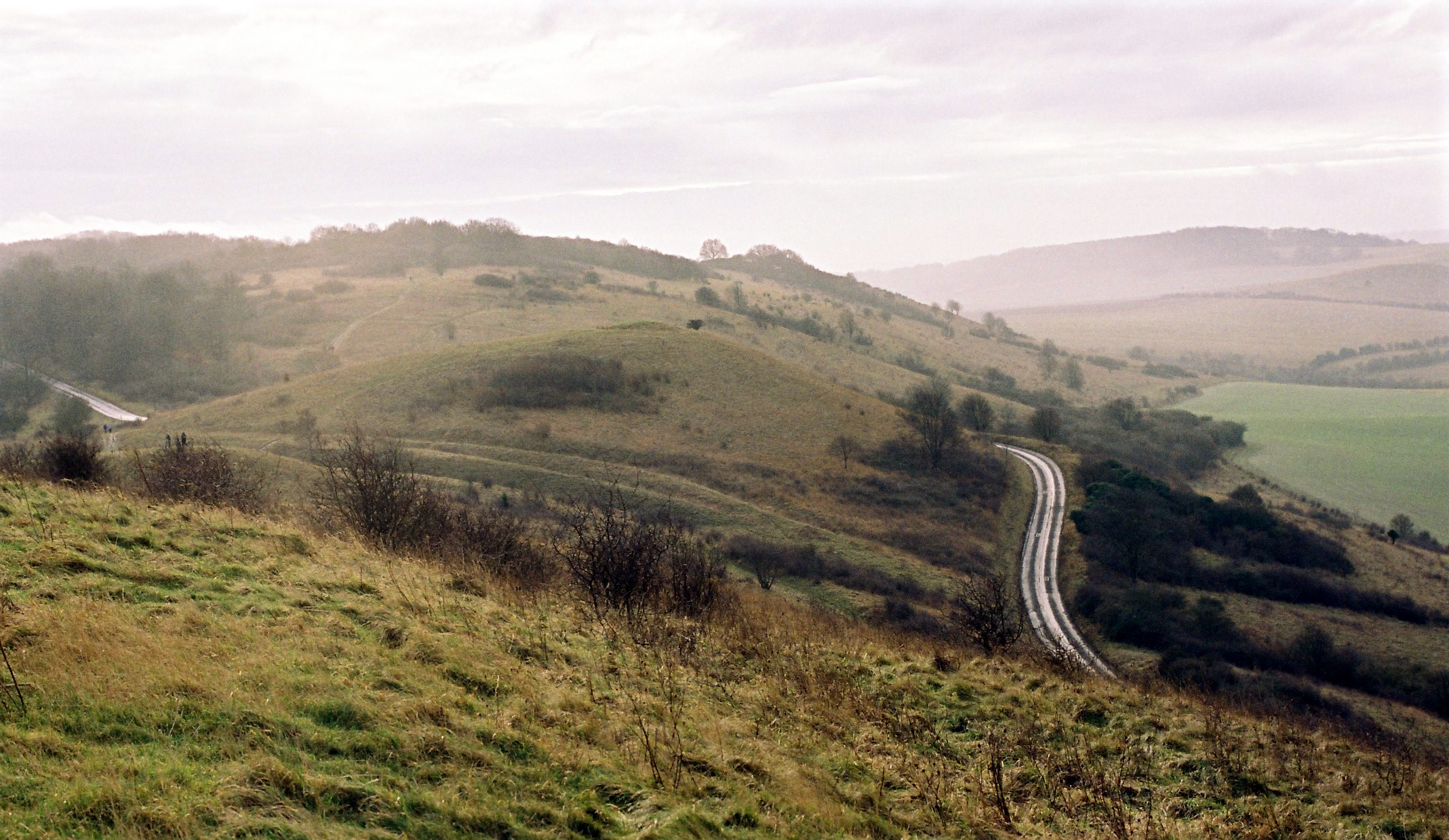 view from ivinghoe beacon author rance ian
