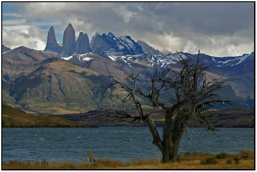 torres del paine np larger please author downs j jim