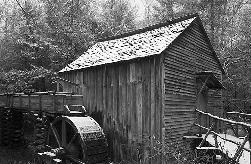 cable mill great smokey mountians author meluso l louis