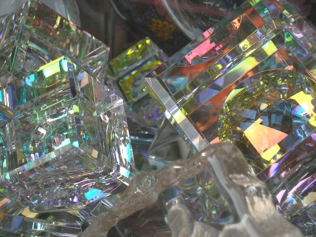 crystals thru store window author dreizler bob