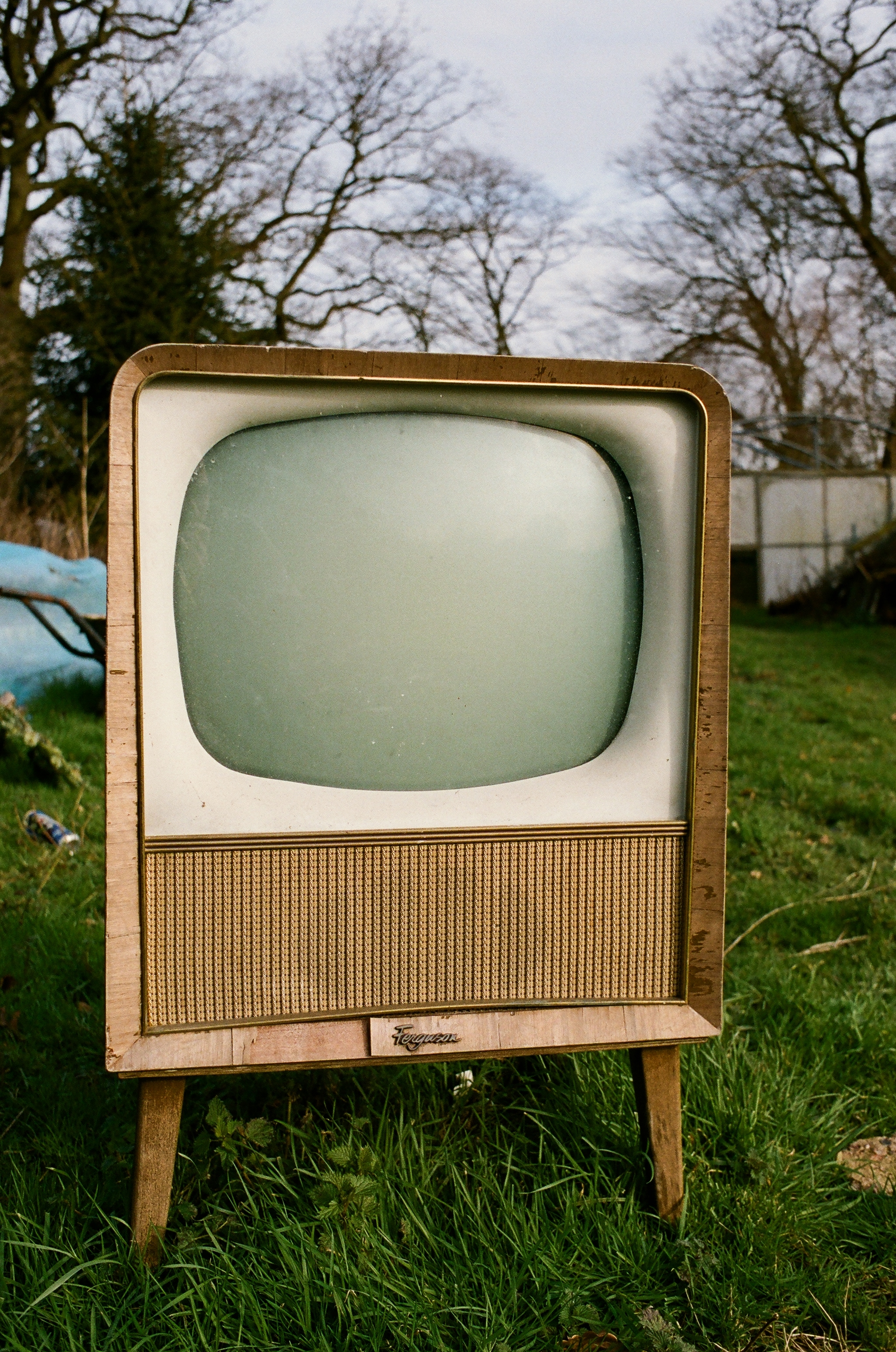 old tv at potten end author rance ian