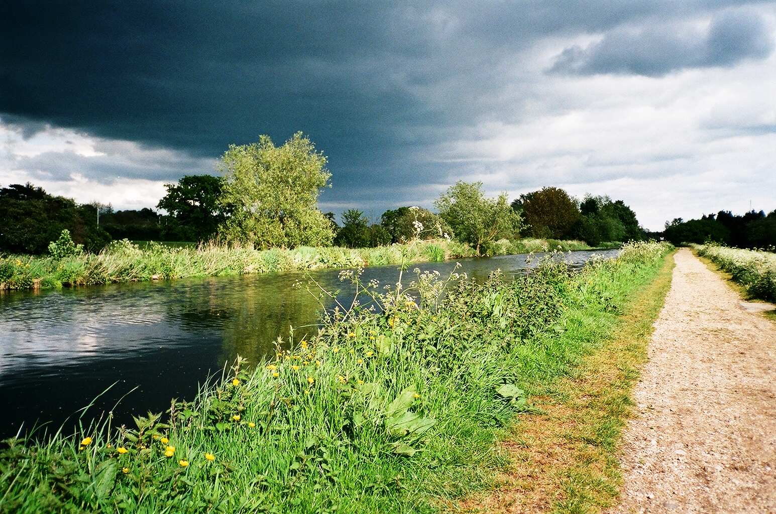 grand union canal on the way to winkwell author r rance ian
