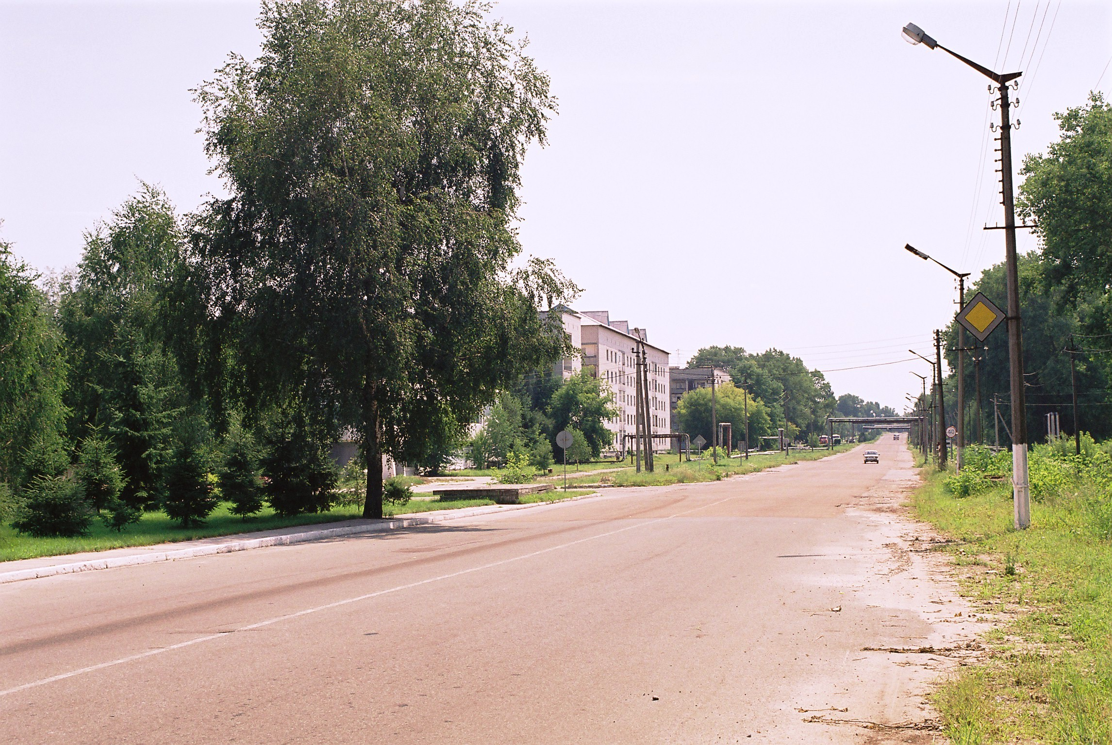 chernobyl town looking away from pripyat author rance ian