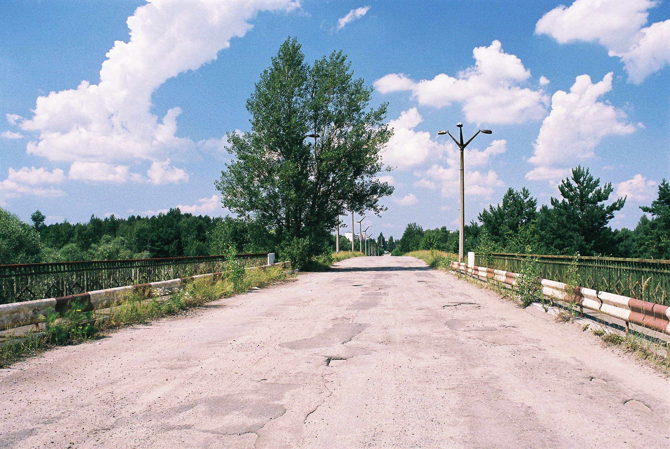 the road to pripyat this scene is familiar anyo rance ian