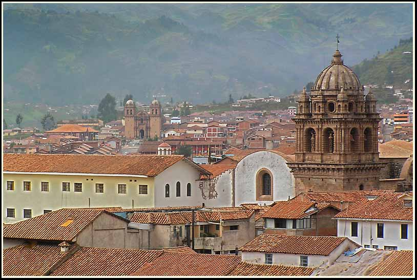 cusco peru rooftops author downs jim