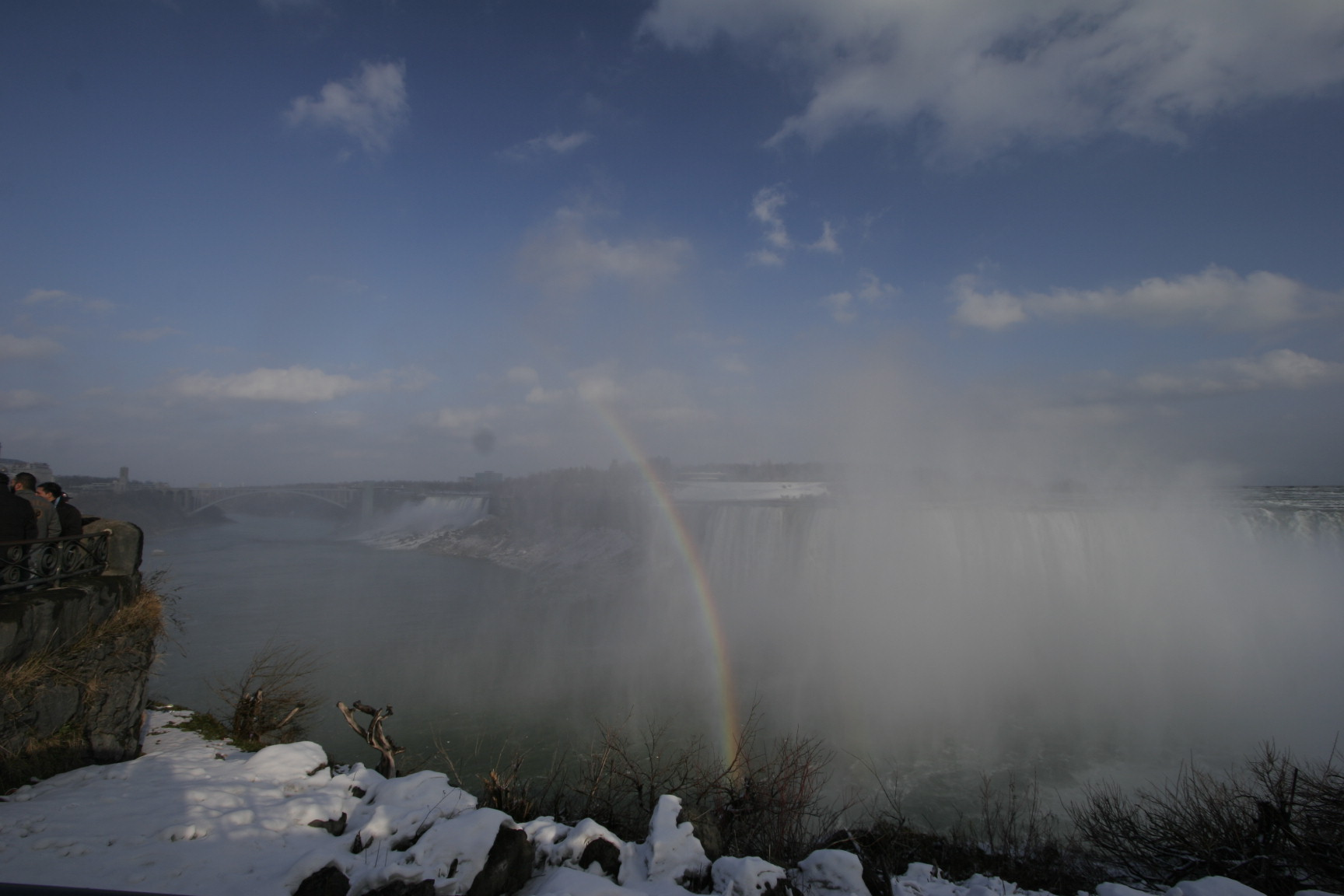 rainbow in the falls author relyea blair