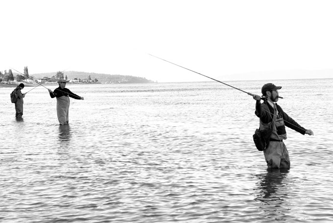 casting for salmon pentax limited mm author roo root josh