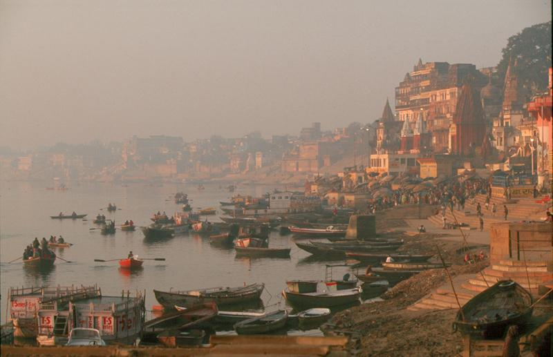 varanasi india author kenghor wee
