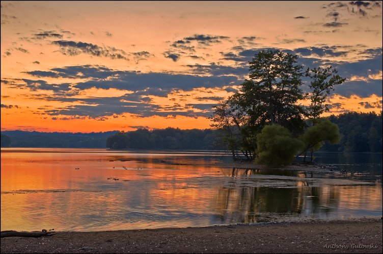 sundown at loch raven author gutowski anthony