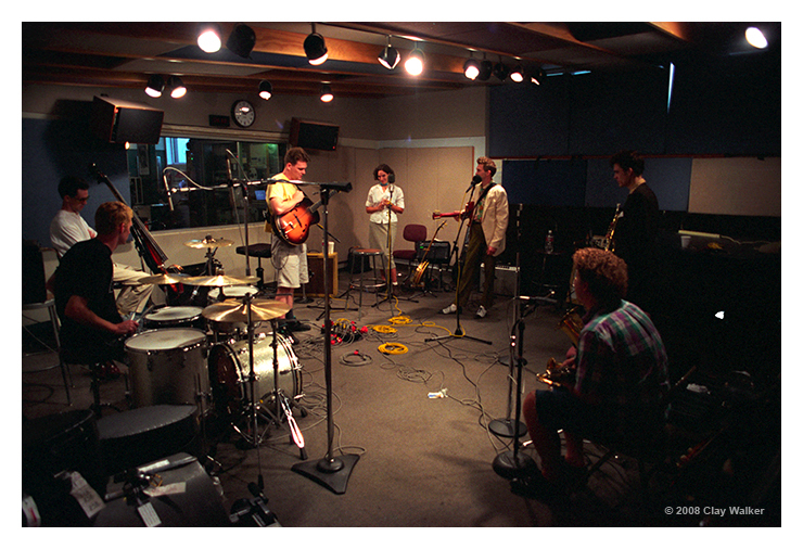 squirrel nut zippers perform live on kcrw s mornin walker clay