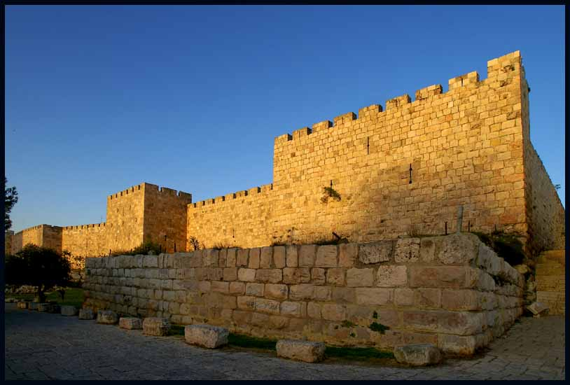 city walls of old jerusalem author downs jim