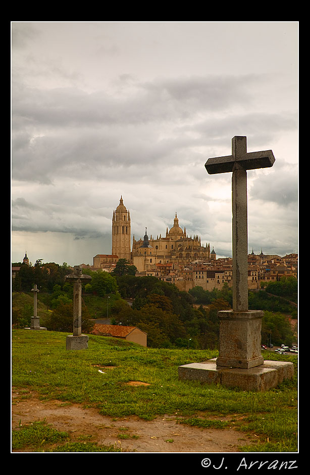 catedral de segovia iii author arranz jess