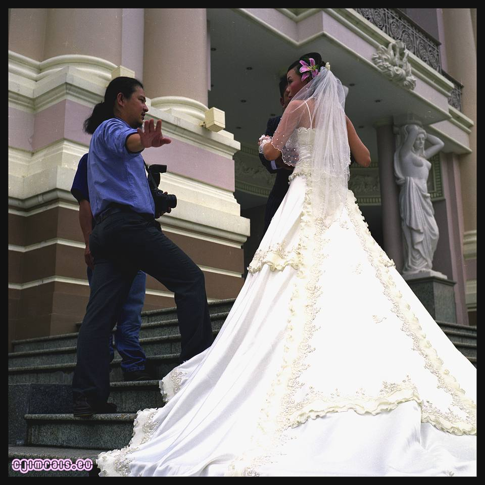 married in ho chi minh city author rais jim