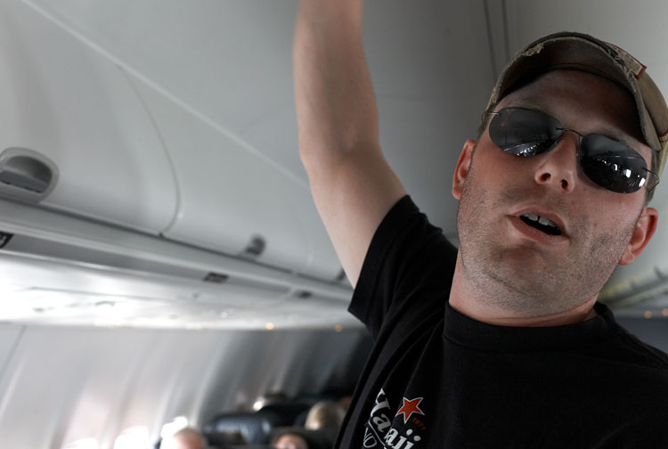 lars on the plane author root josh