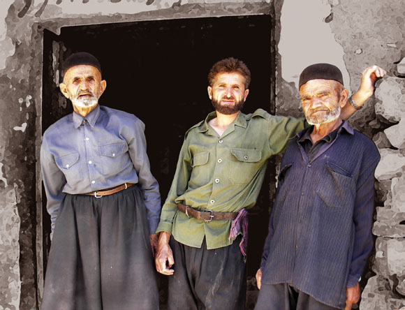people from agha sayed village author kashani kom kombizz