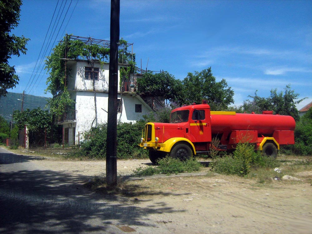 the old red truck author tadic maria