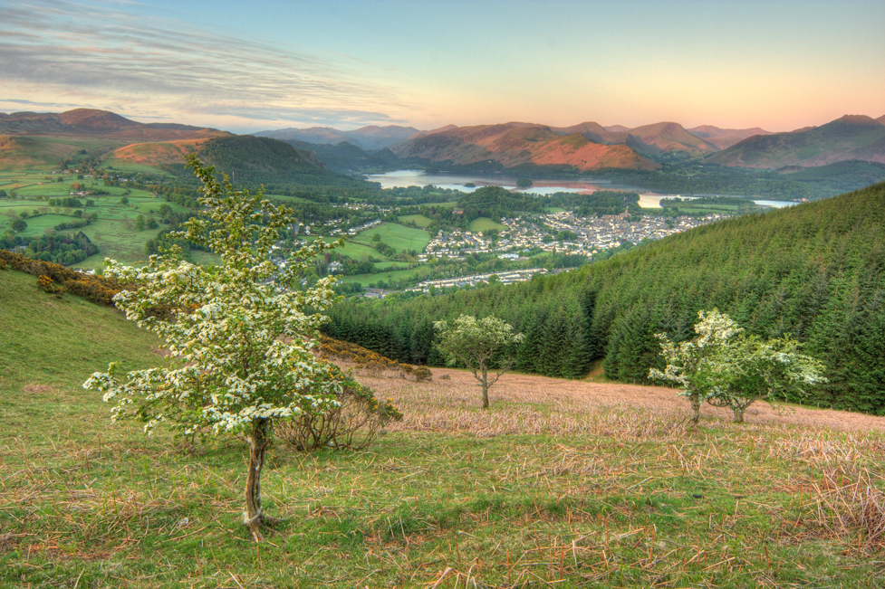 view of keswick author gale richard