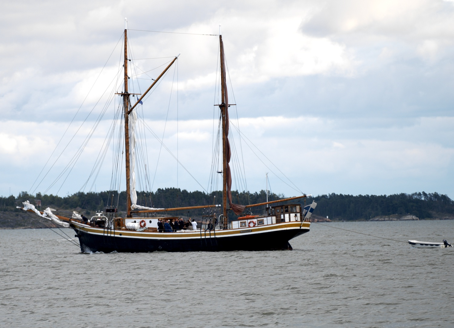 swanhild about to sail author soini hannu