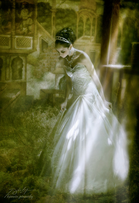 classic white bride author pinardy kenvin