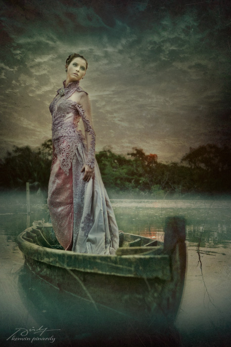 the lake angel author pinardy kenvin
