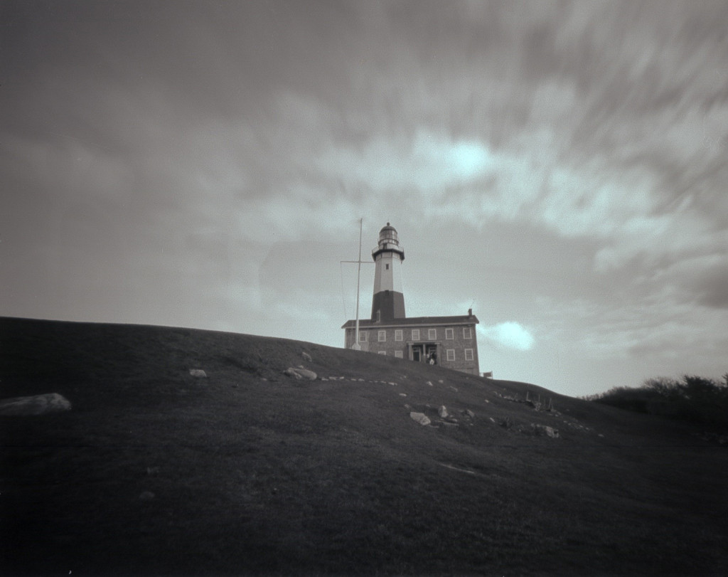 lighthouse from hill base author isben lobalobo