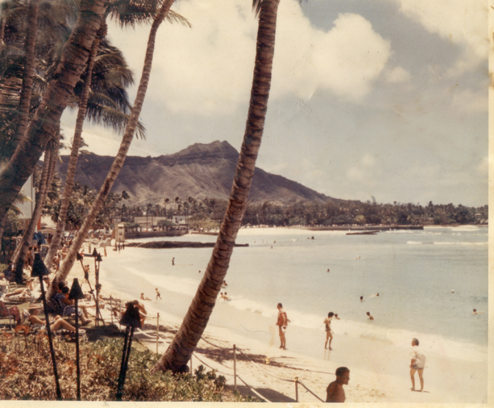 waikiki and diamondhead author womack john