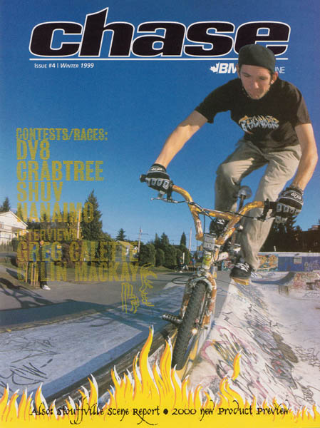 simon barry chase bmx magazine cover author roo root josh