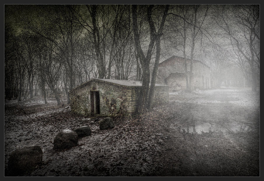 the beginning of winter author mikhaylov andrey