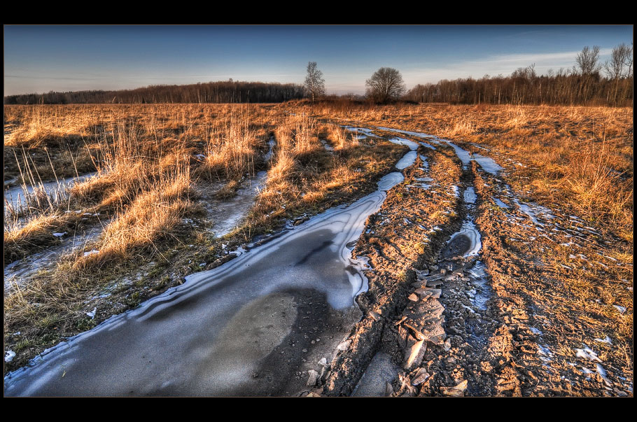 the frozen road author mikhaylov andrey